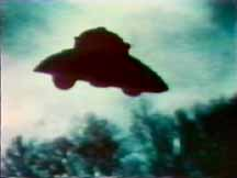 Adamski Type Flying Saucer 1965