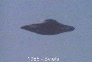 Victor One Flying Saucer 1965?